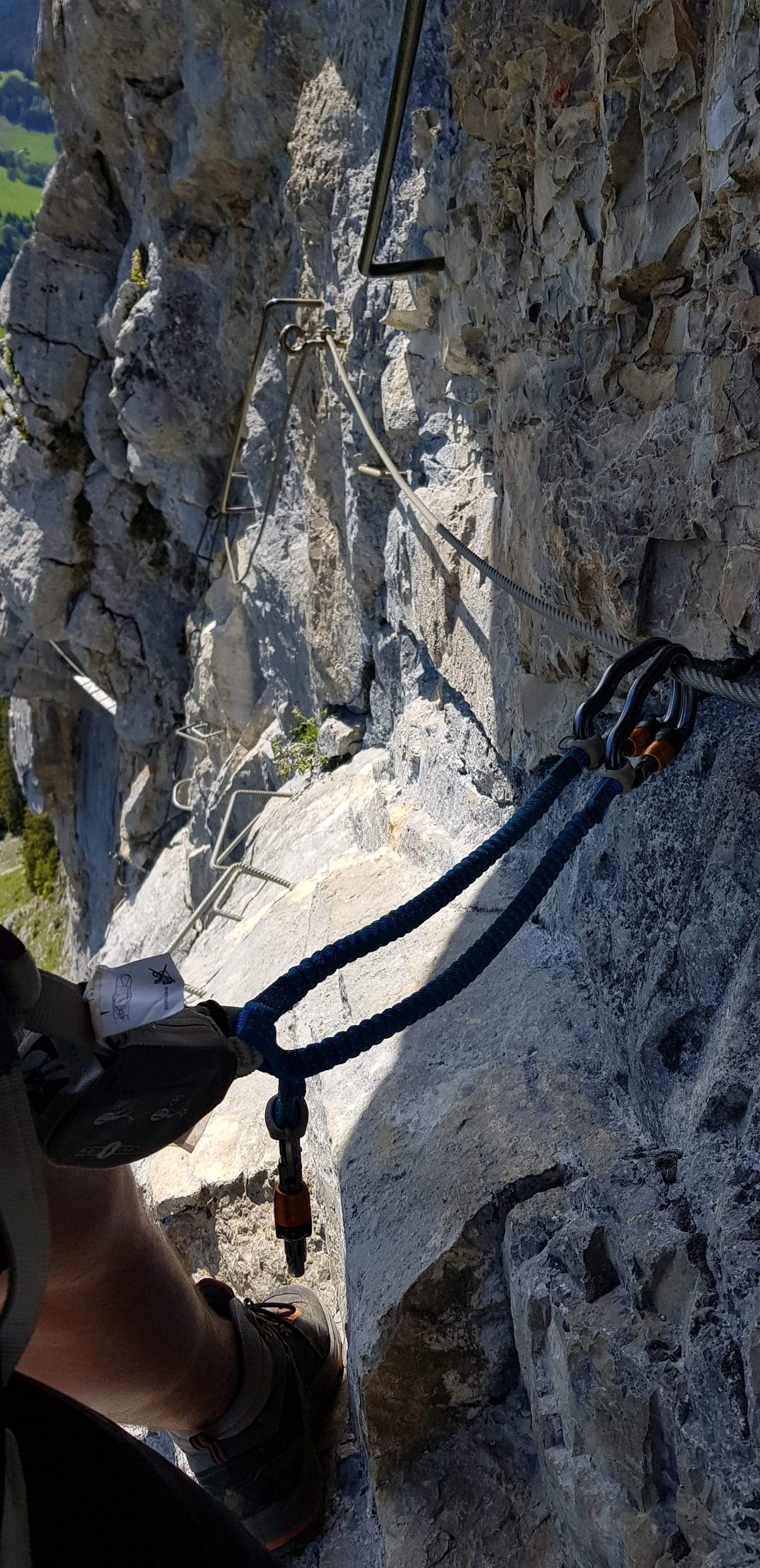 via ferrata yves pollet