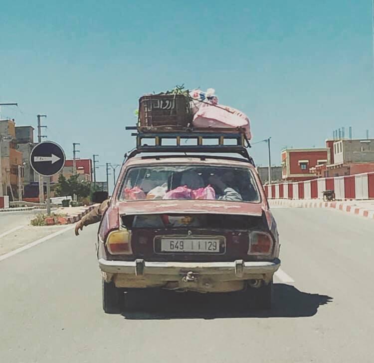 sur la route maroc road trip
