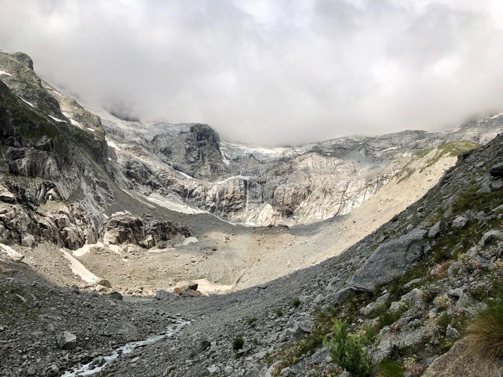 glacier de l'a neuve