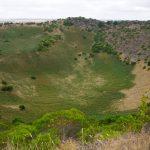 le volcan Mount Schank vieux de 4000 ans