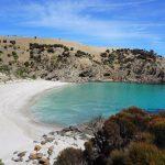 plage Kangaroo island road trip australie