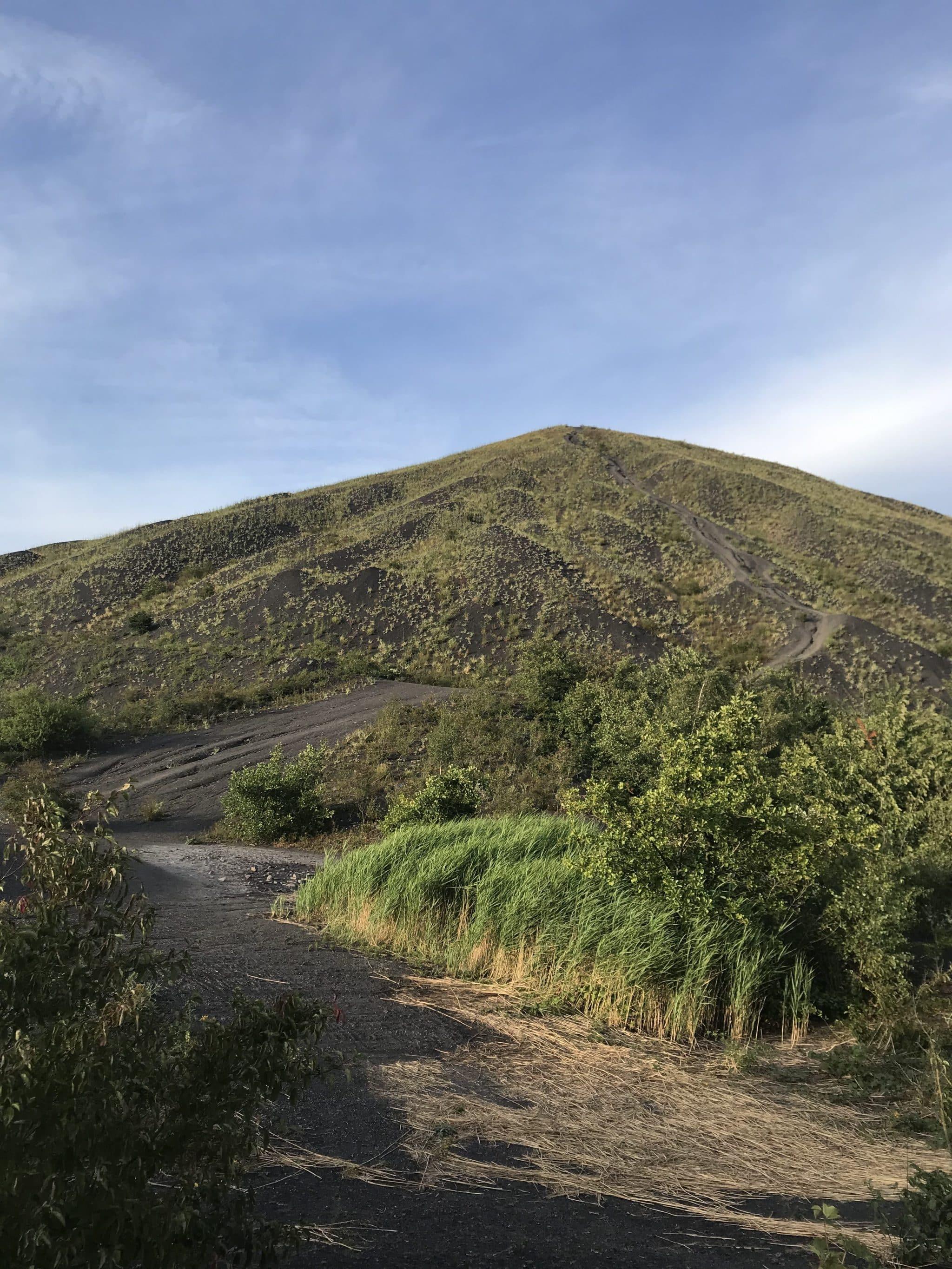 panorama terril de loos en gohelle nord