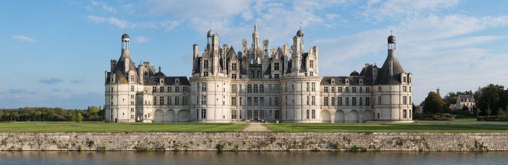 Road Trip France Chateaux de la Loire Chambord