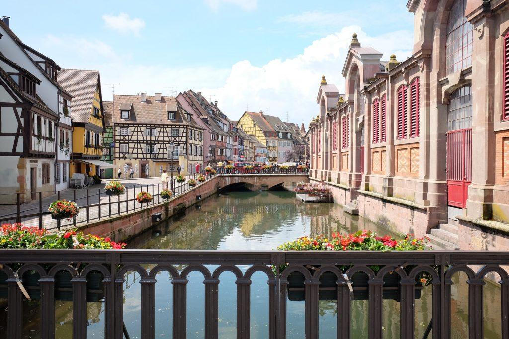 Road Trip France route des vins Colmar Alsace