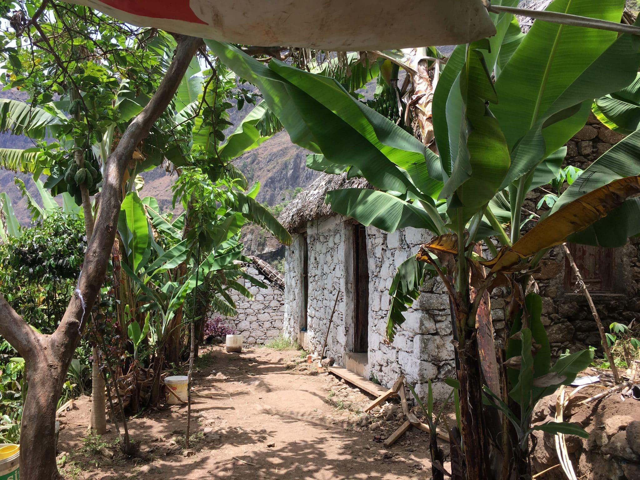 Santo Antao road trip cap vert