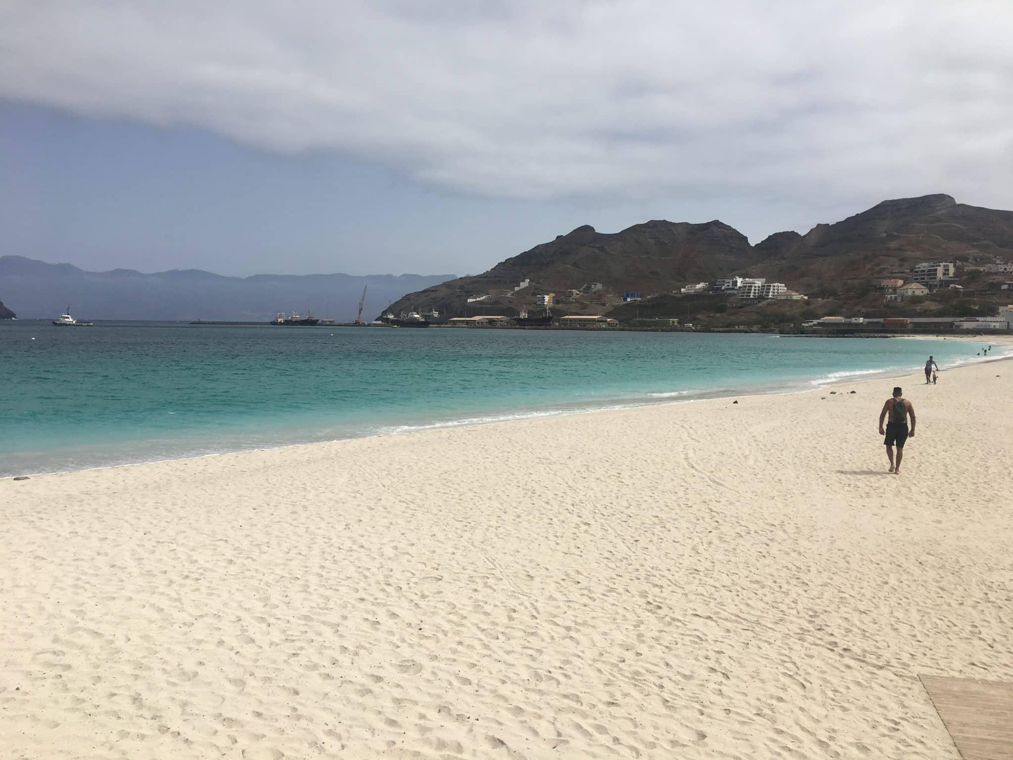 plage de Laginha