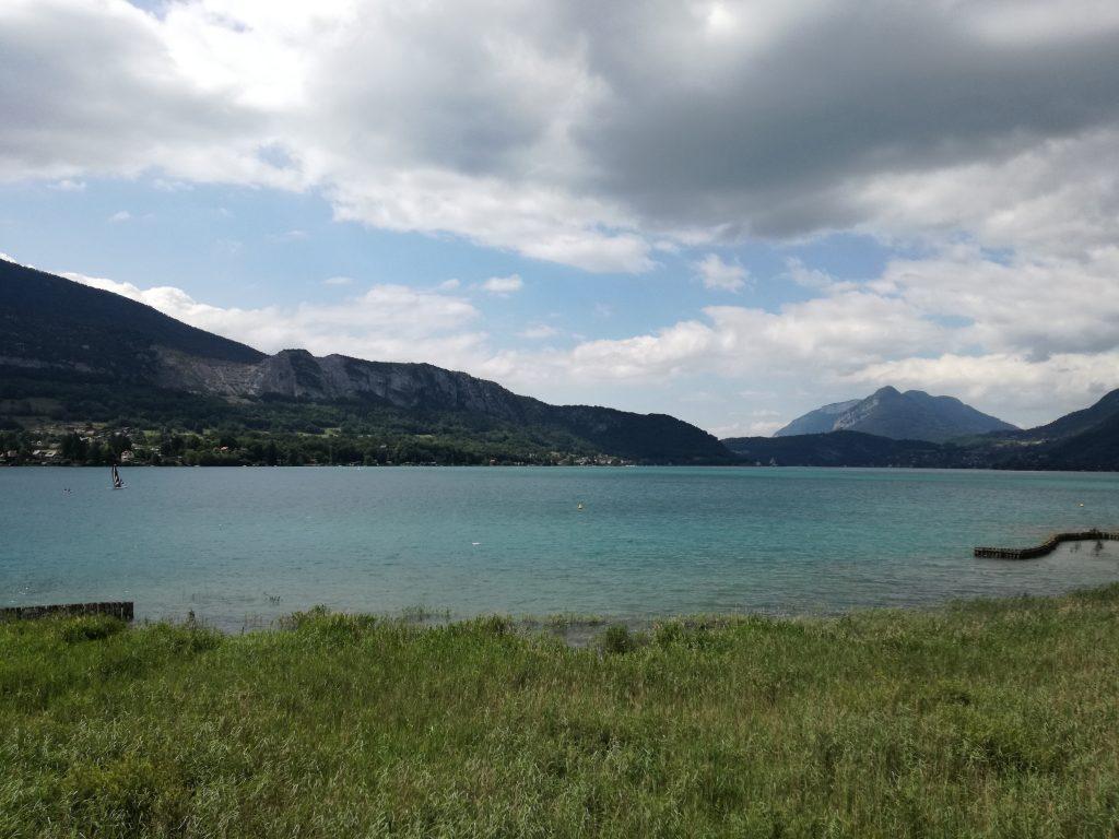 réserve naturelle lac annecy