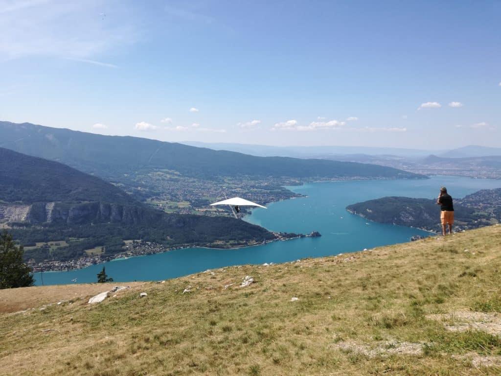 point de vue lac annecy saint jorioz