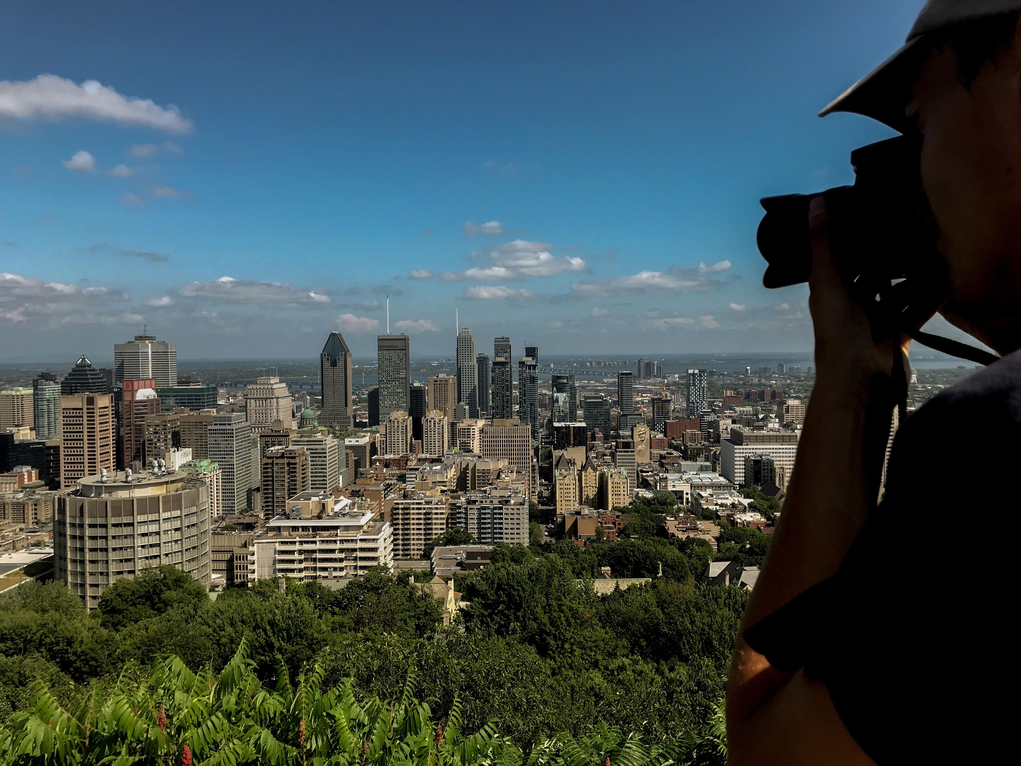 visiter montreal panorama