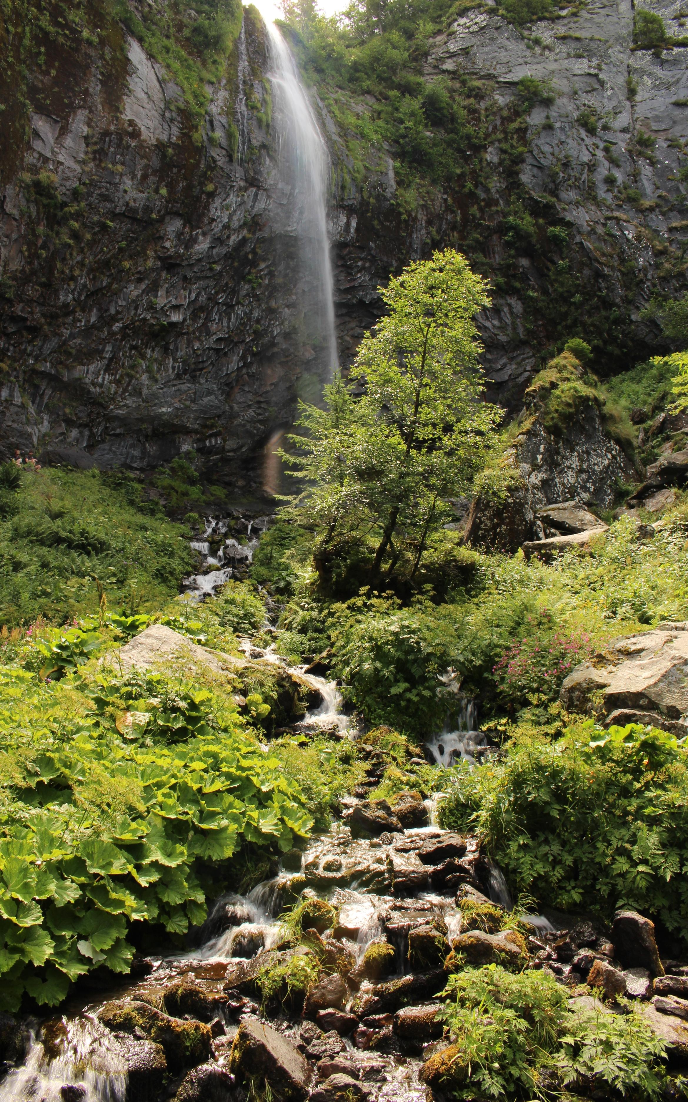 cascade-puy-de-sancy-randonnée