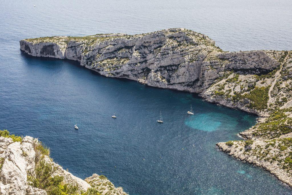 Road Trip France Provence Cote d'azur Calanques marseille