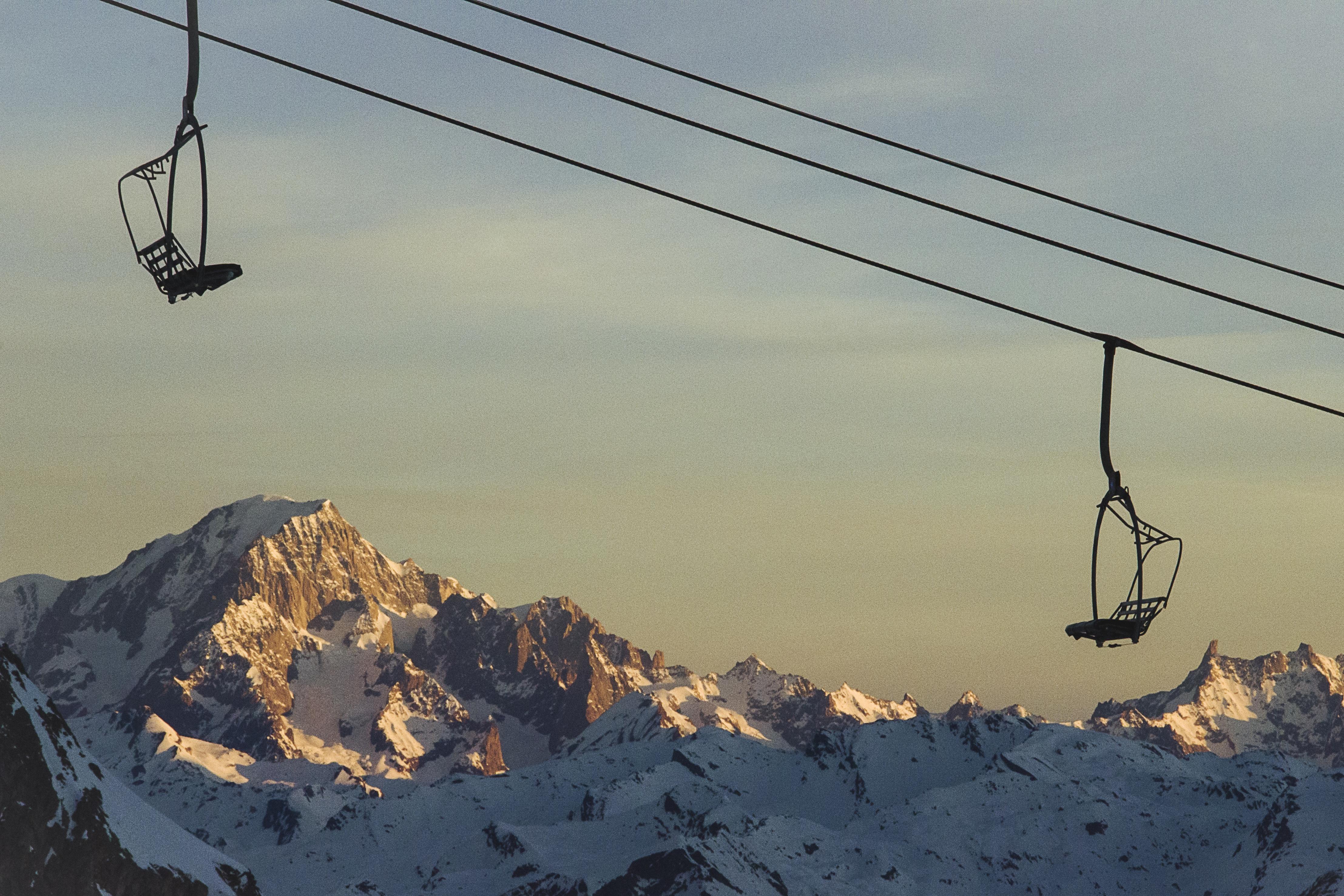 Sunrise_mont_blanc_chamonix_randonnée_vers_l'aiguille percée