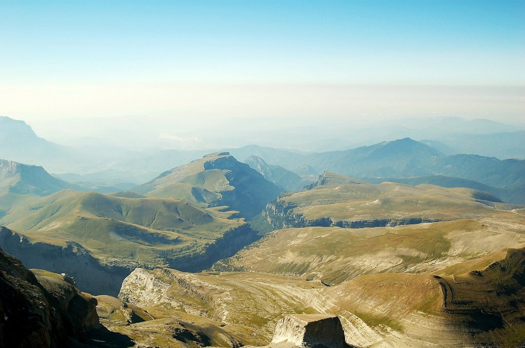 Road Trip France Pyrenees monte perdido