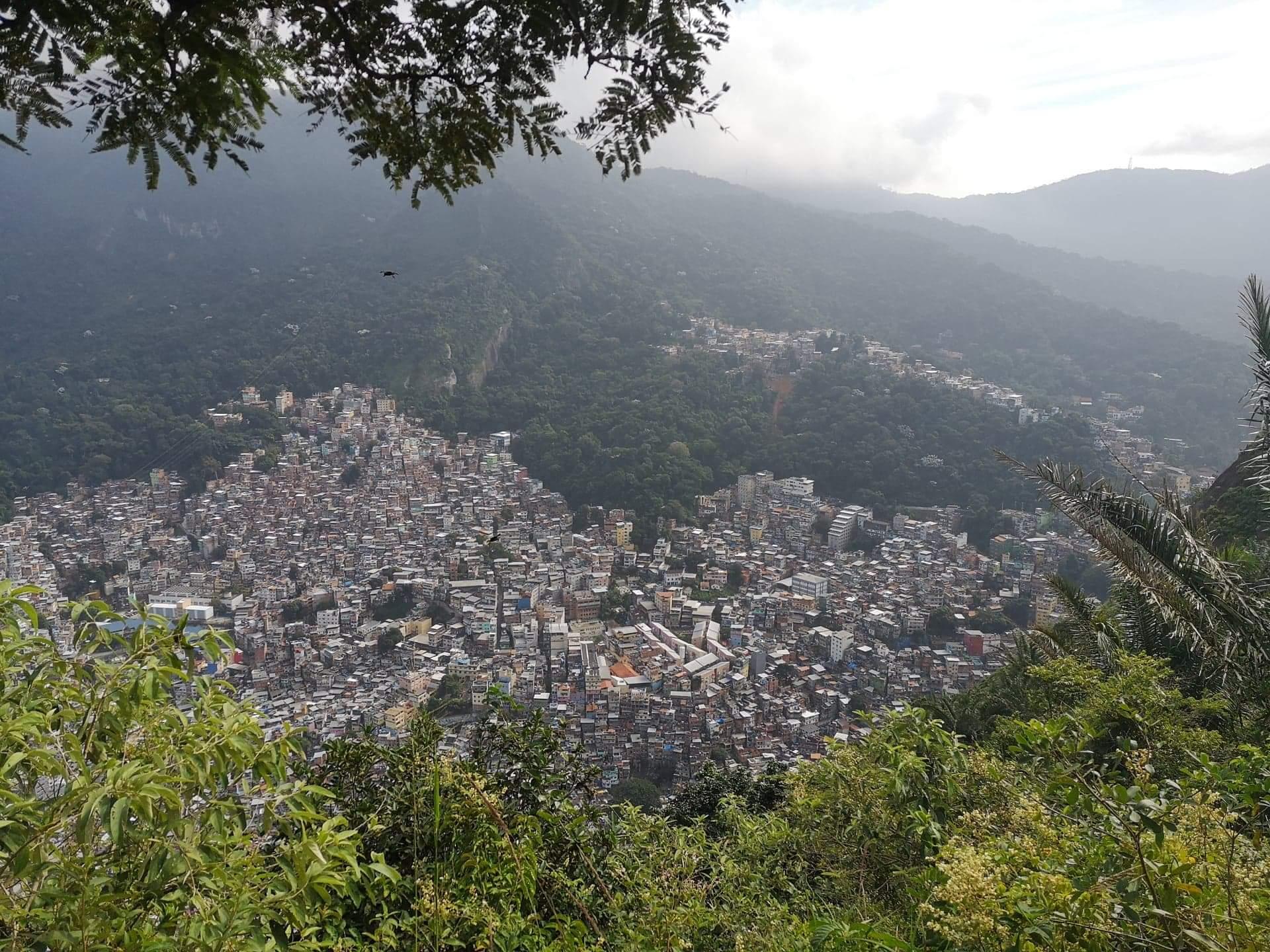 Panorama Rio road trip bresil