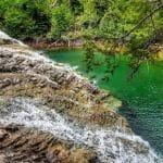 chutes du parc de Rivière du loup