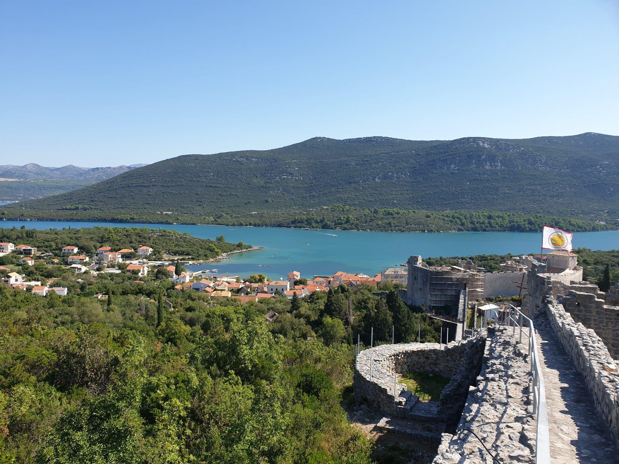 road trip croatie sibenik