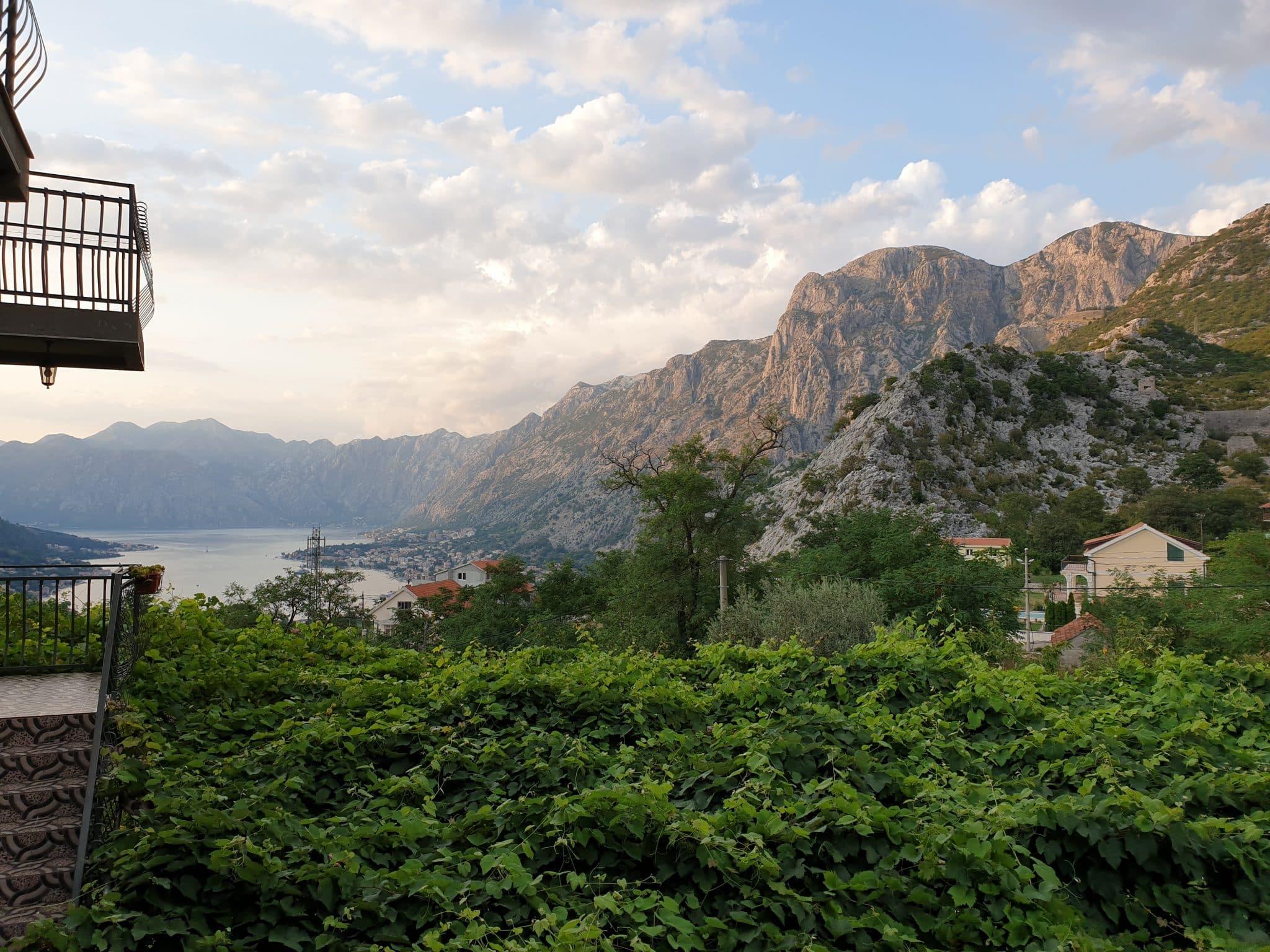 milan road trip croatie