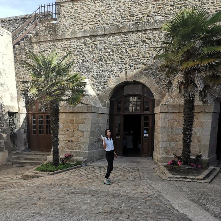 Citadelle Palais Visiter belle ile en mer