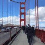 san francisco lieux d'intérêt Golden Gate Bridge