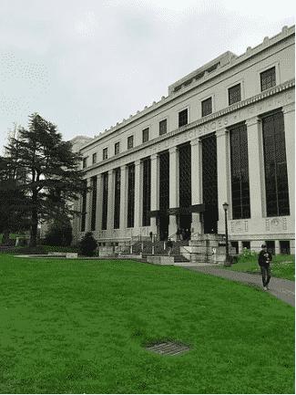 San francisco Lieux d'intérêts Berkeley