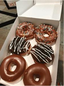 Krispy donuts san francisco