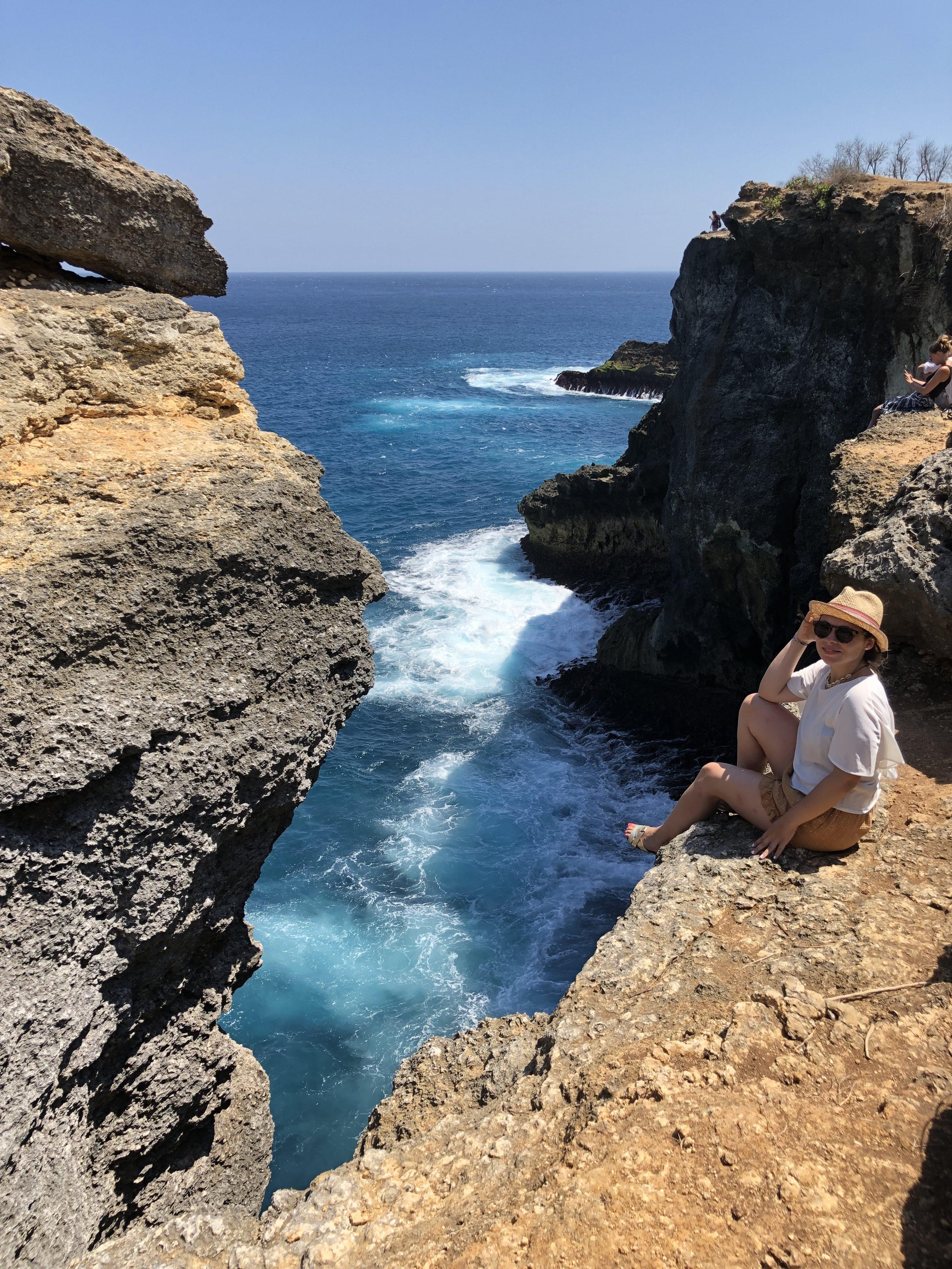 Broken Beach bali nusa penida