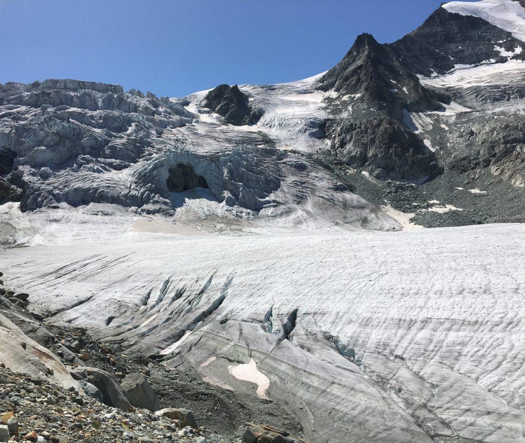 Glacier du moiry