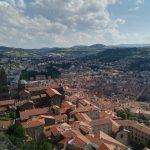 Panorama ville Le Puy en Velais