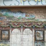 Freque religieuse en ville saint jacques de compostelle