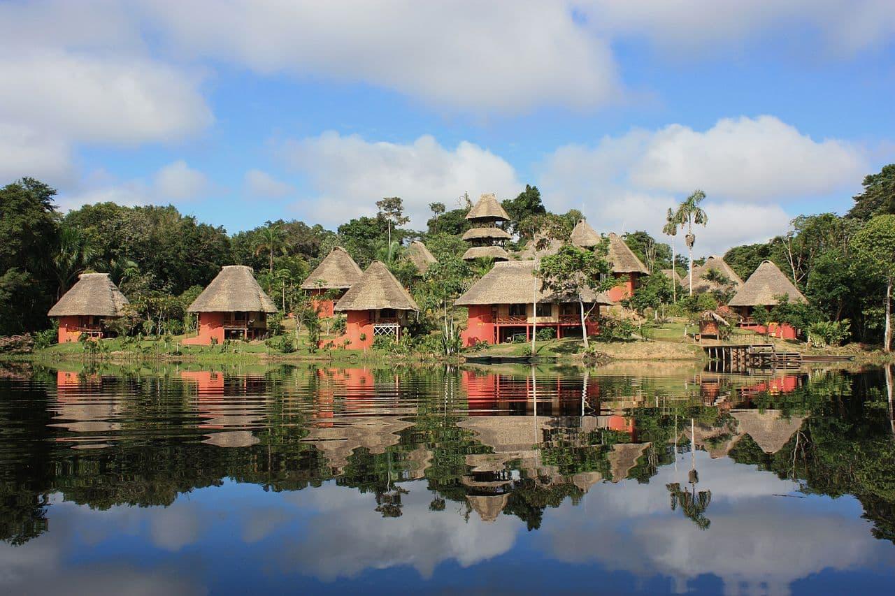 ecolodges parc de yasuni equateur tourisme vert
