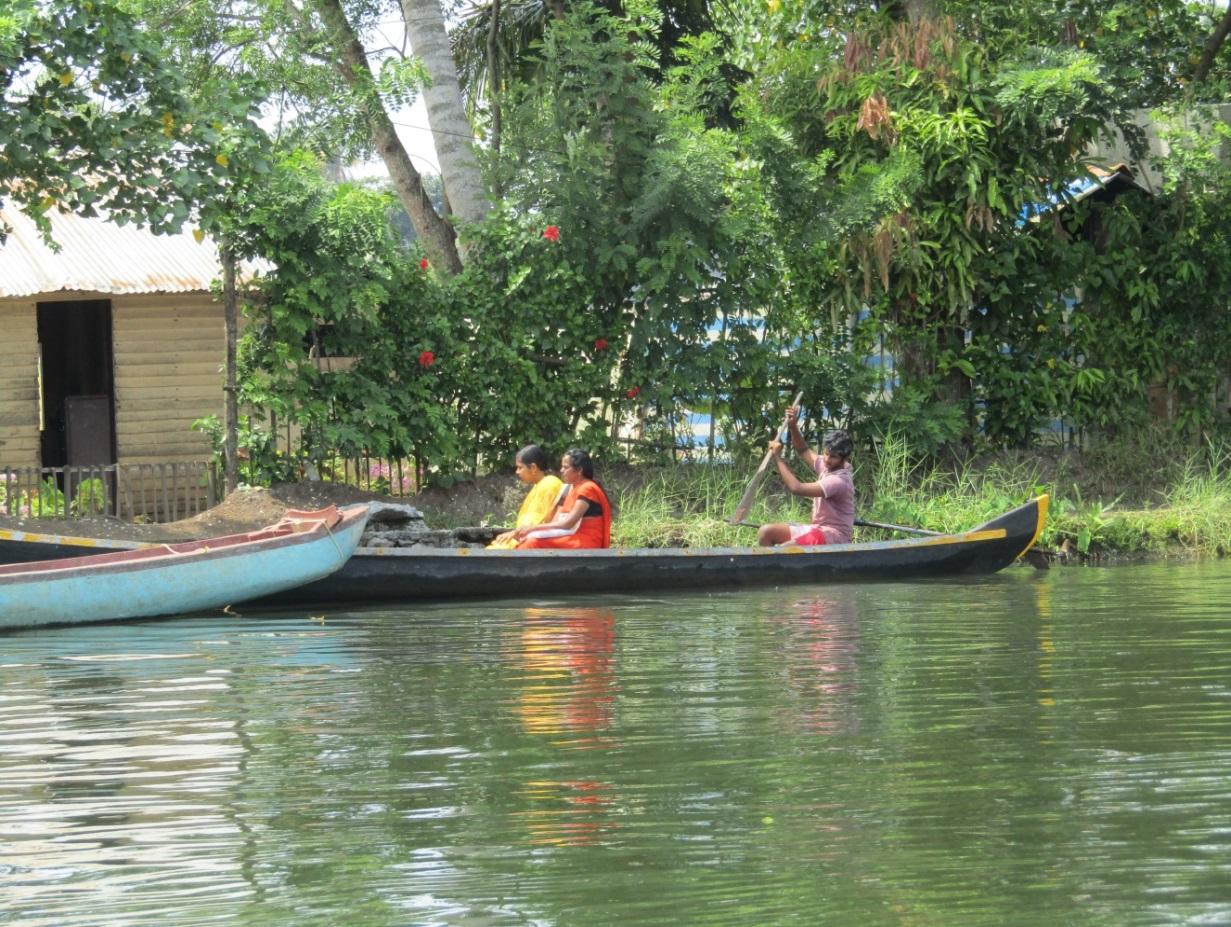 allepey barque