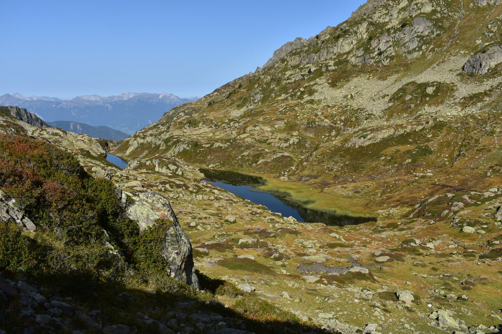 les lacs de saint guerin