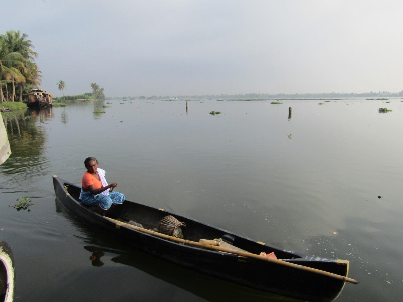 barque allepey inde road trip
