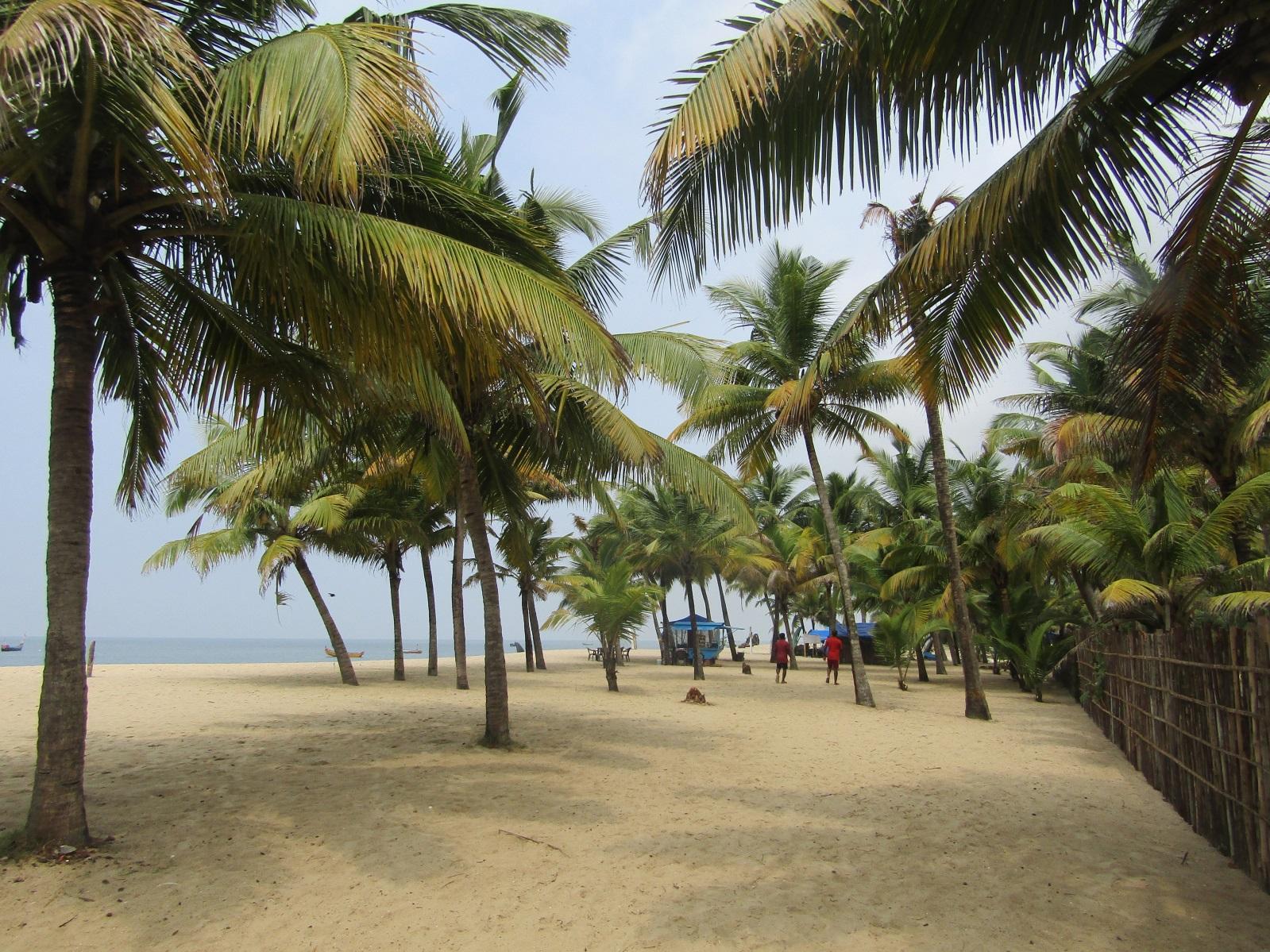 marari beach inde