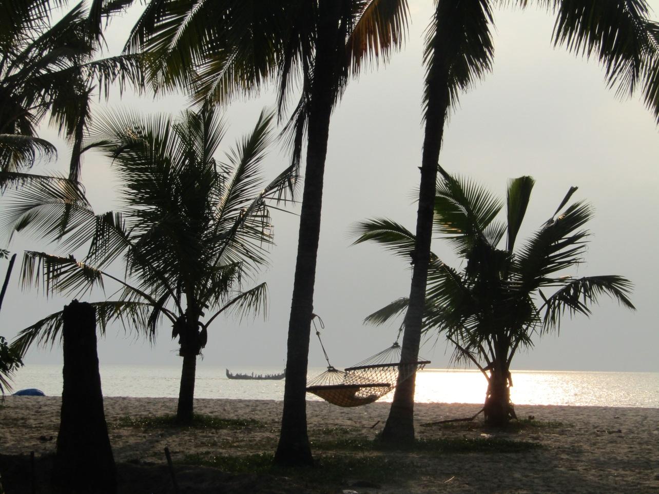 plage marari beach