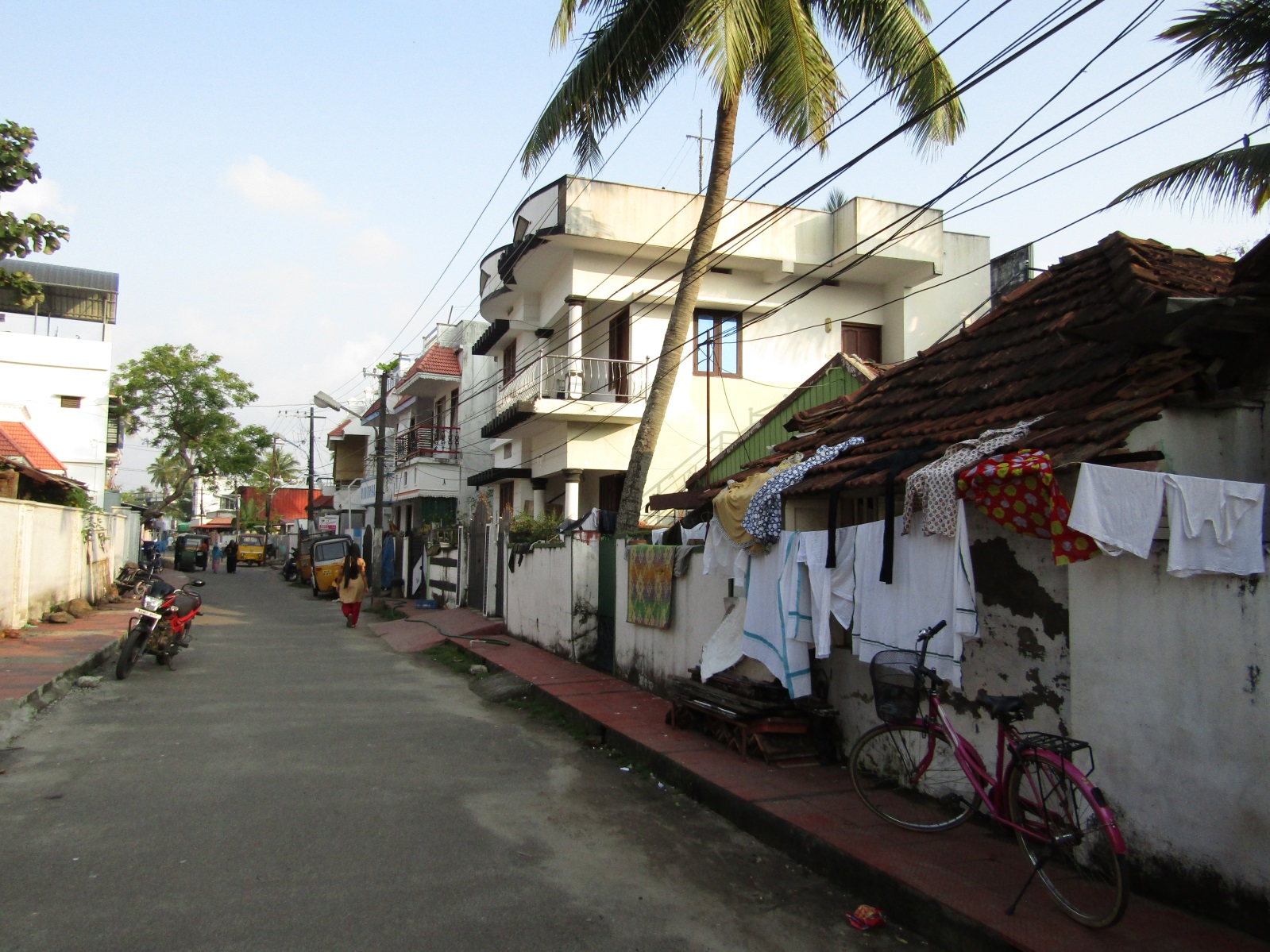road trip inde cochin