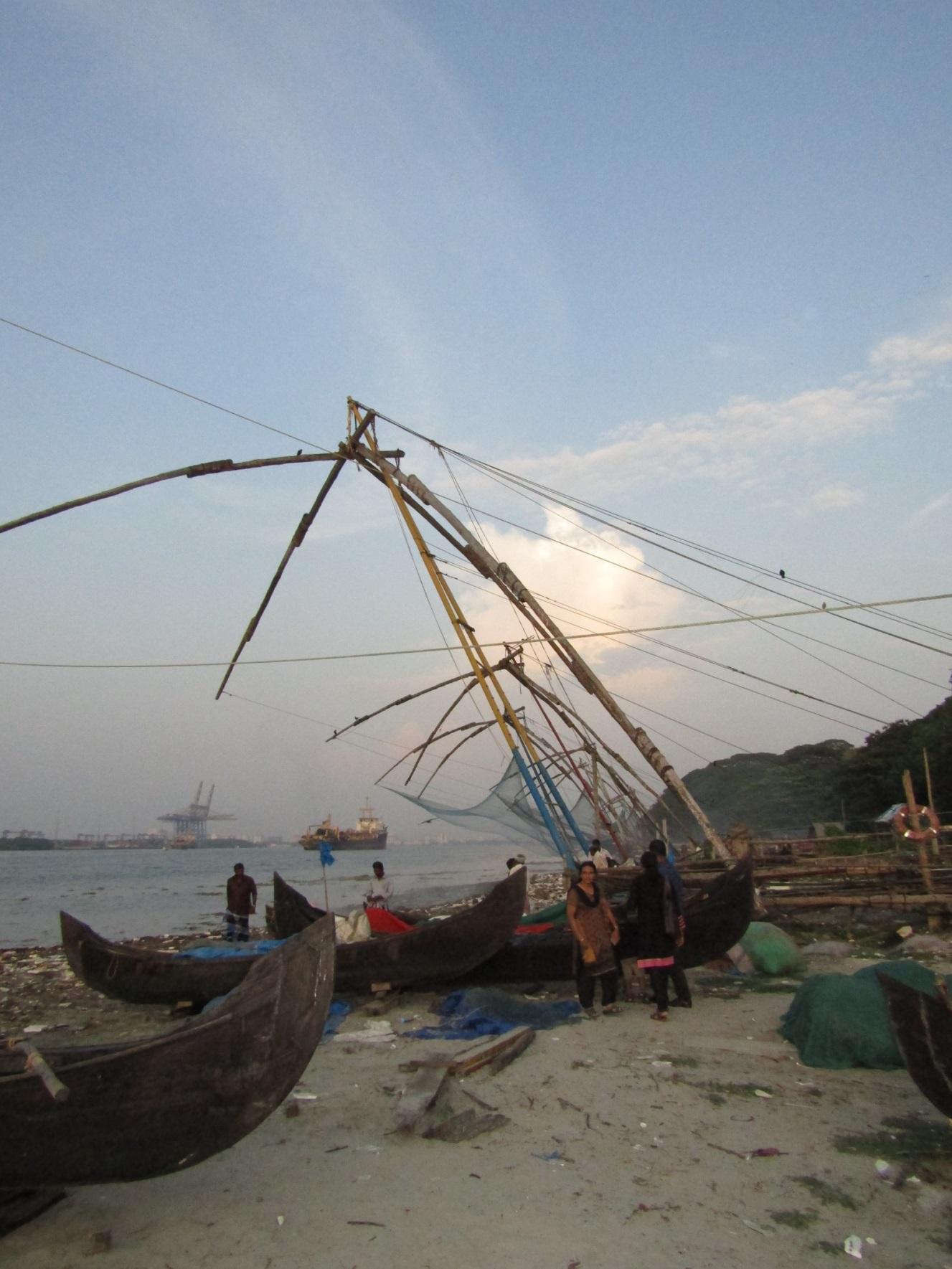 cochin plage inde