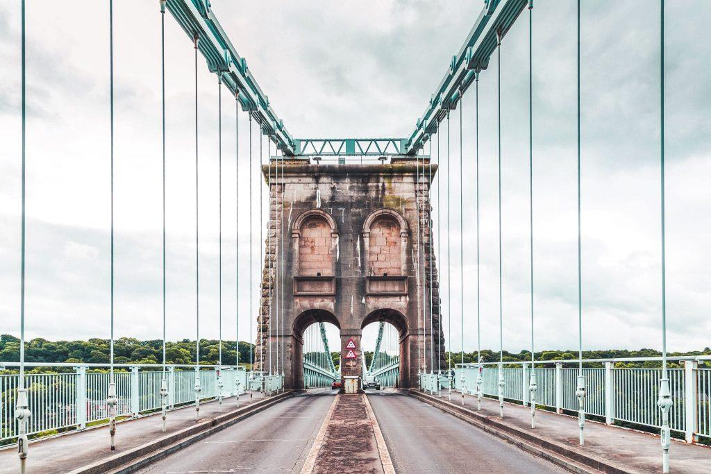 pont de Menai beaumaris