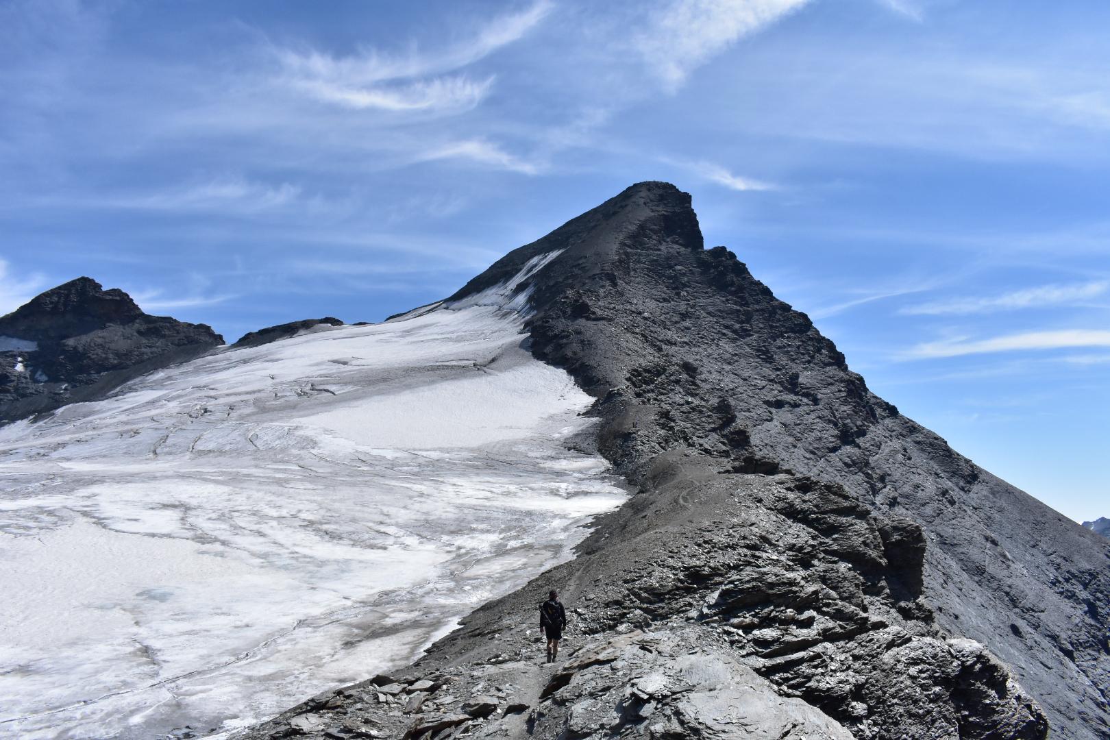 glacier de la sassiere