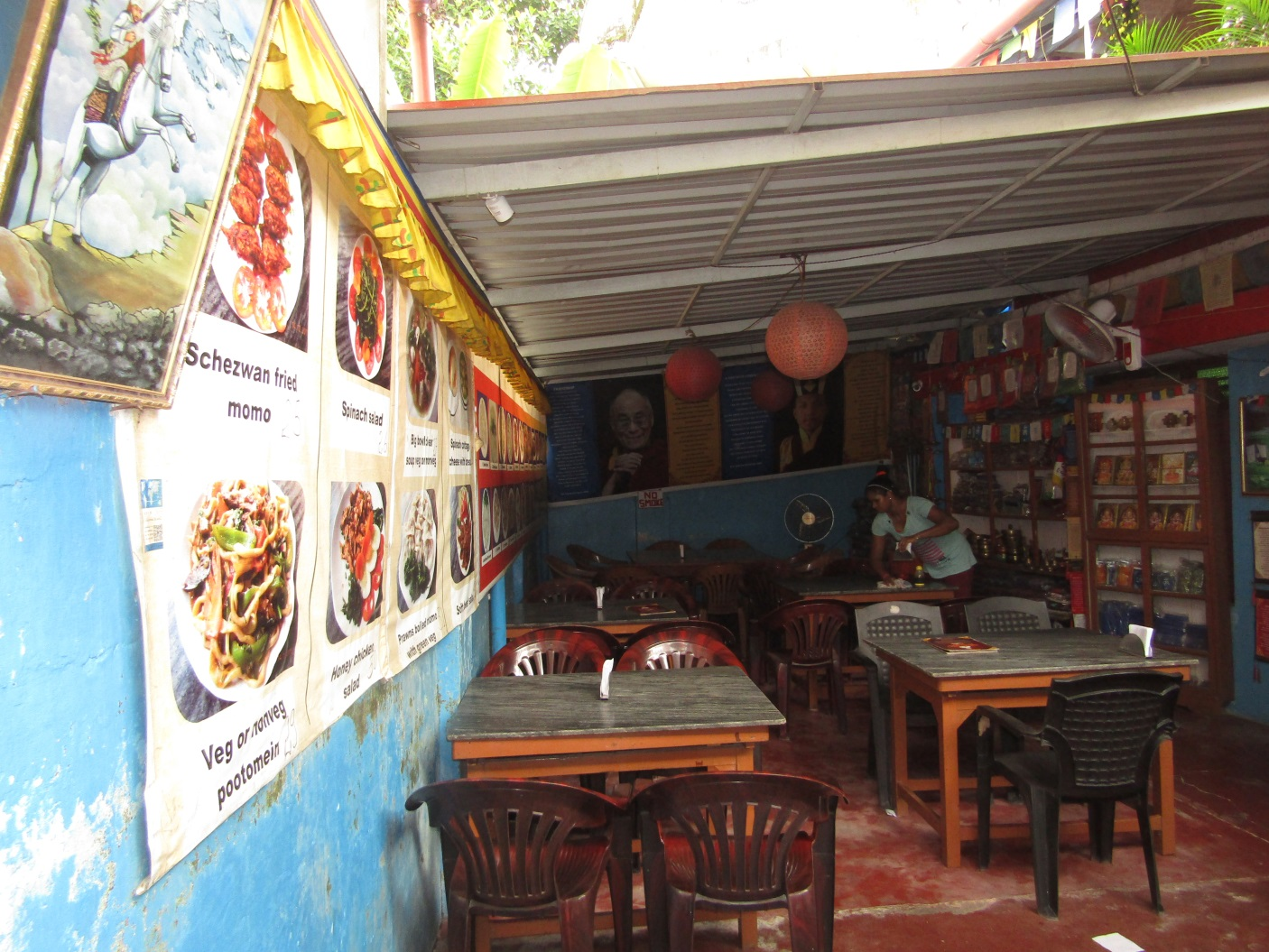 restaurant cochin inde