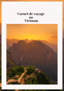 carnet de voyage vietnam