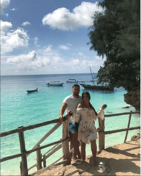 Voyage nungwi couple Zanzibar