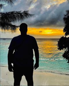 sunset nungwi island zanzibar