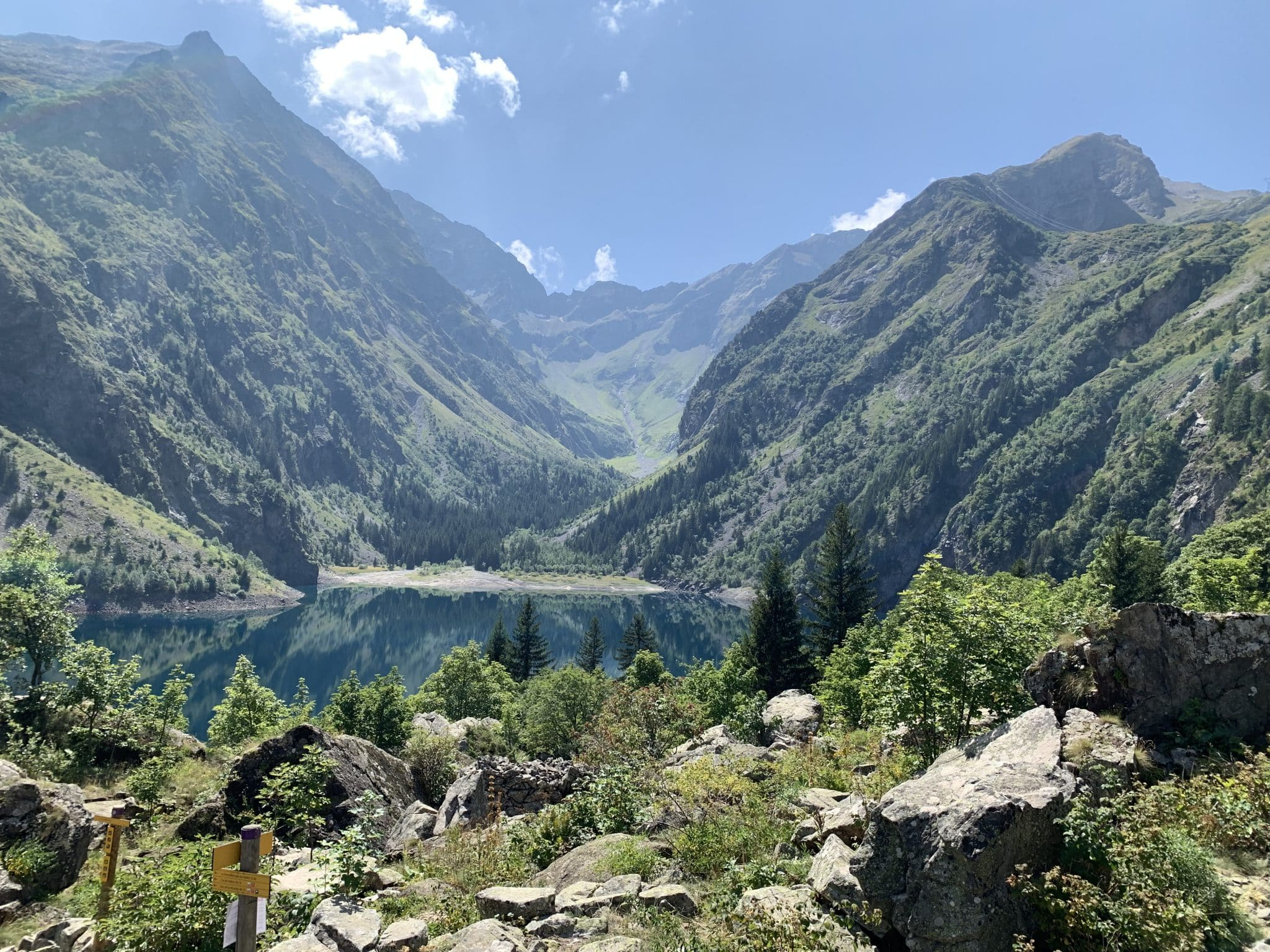 Randonnée : L'inoubliable lac Lauvitel en Isère