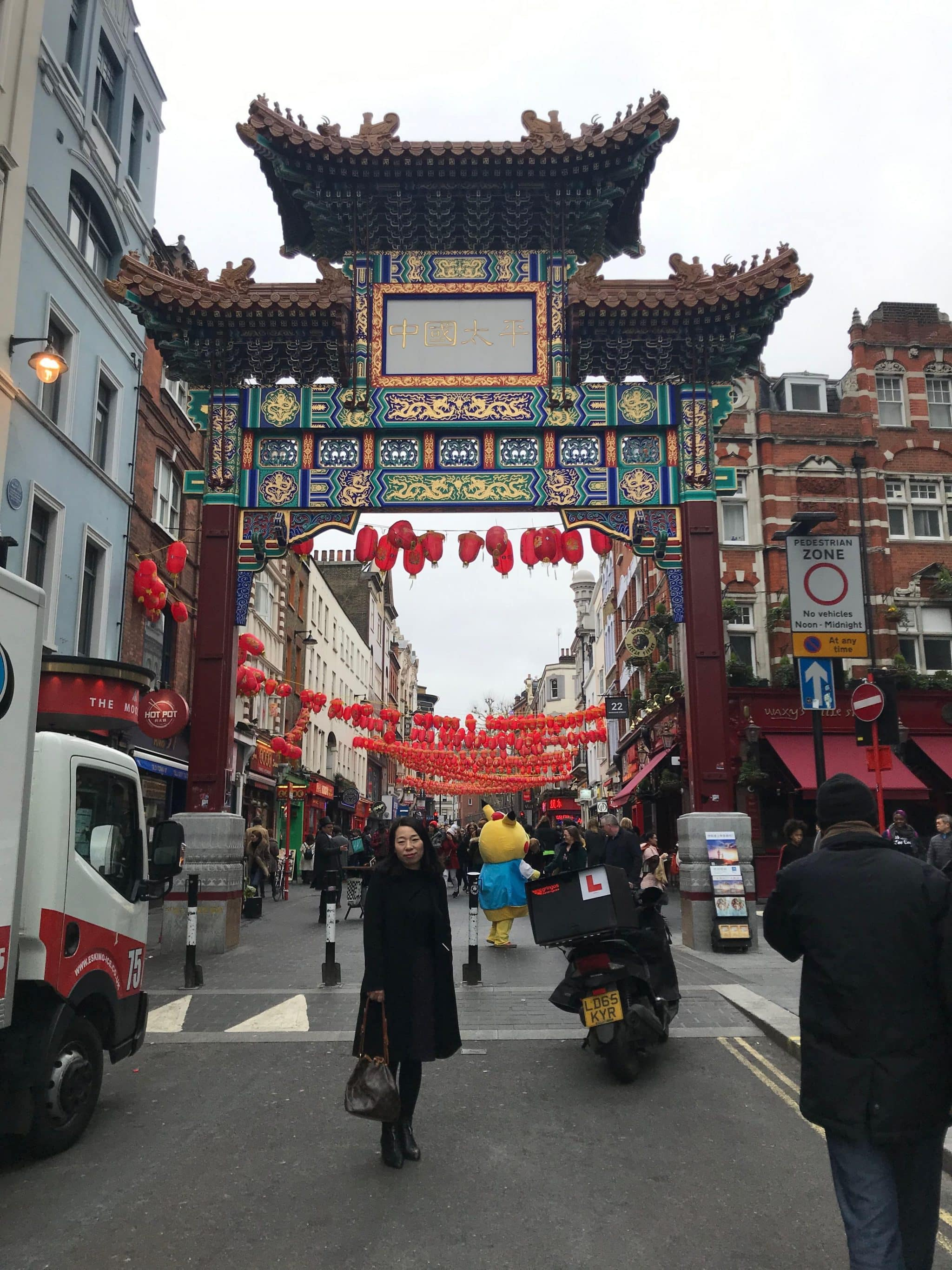 quartier chinois londres