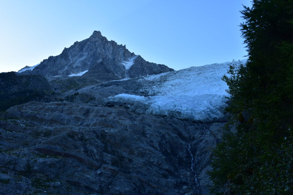 la jonction chamonix mont blanc alpes