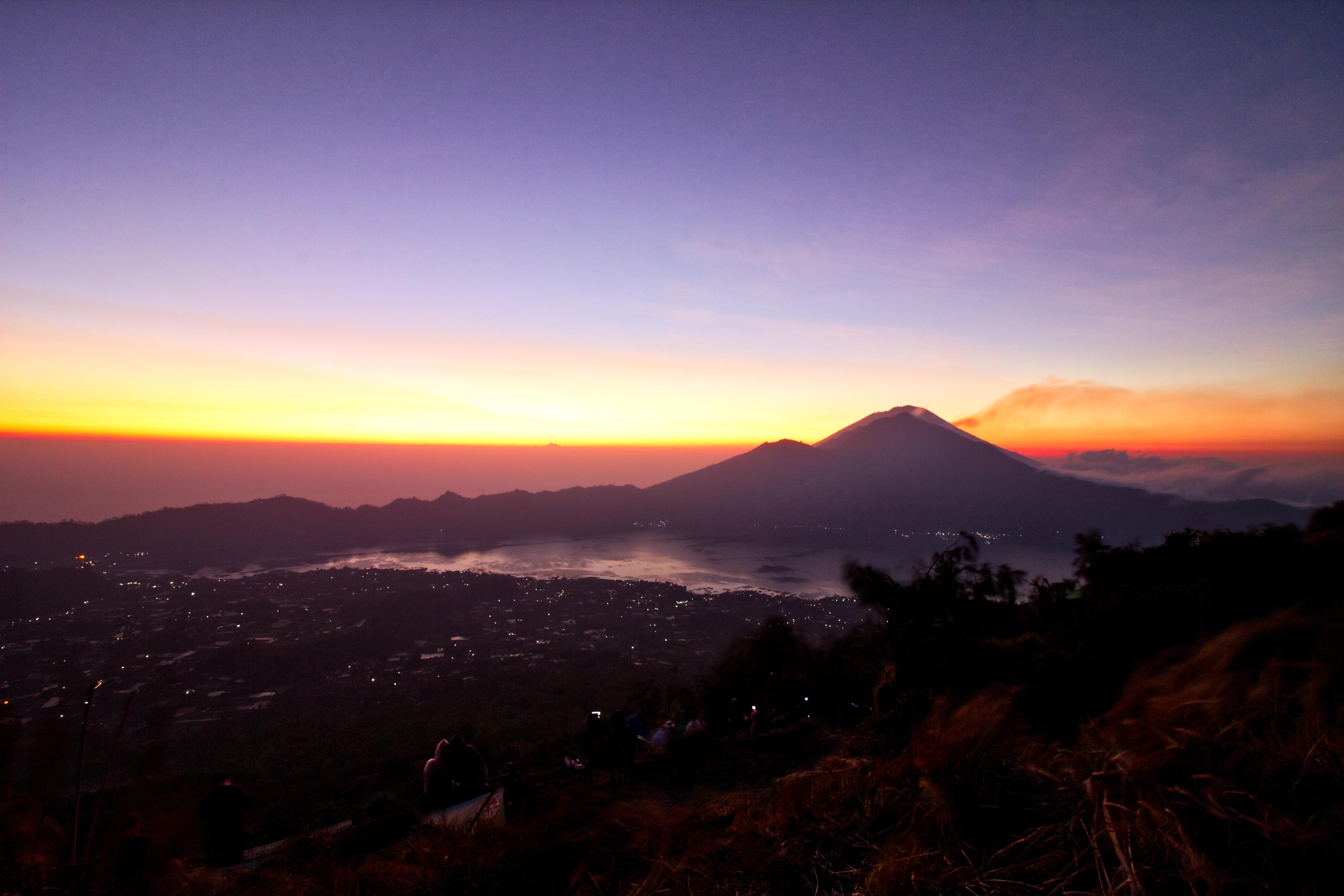 volcan mont batur road trip indonesie