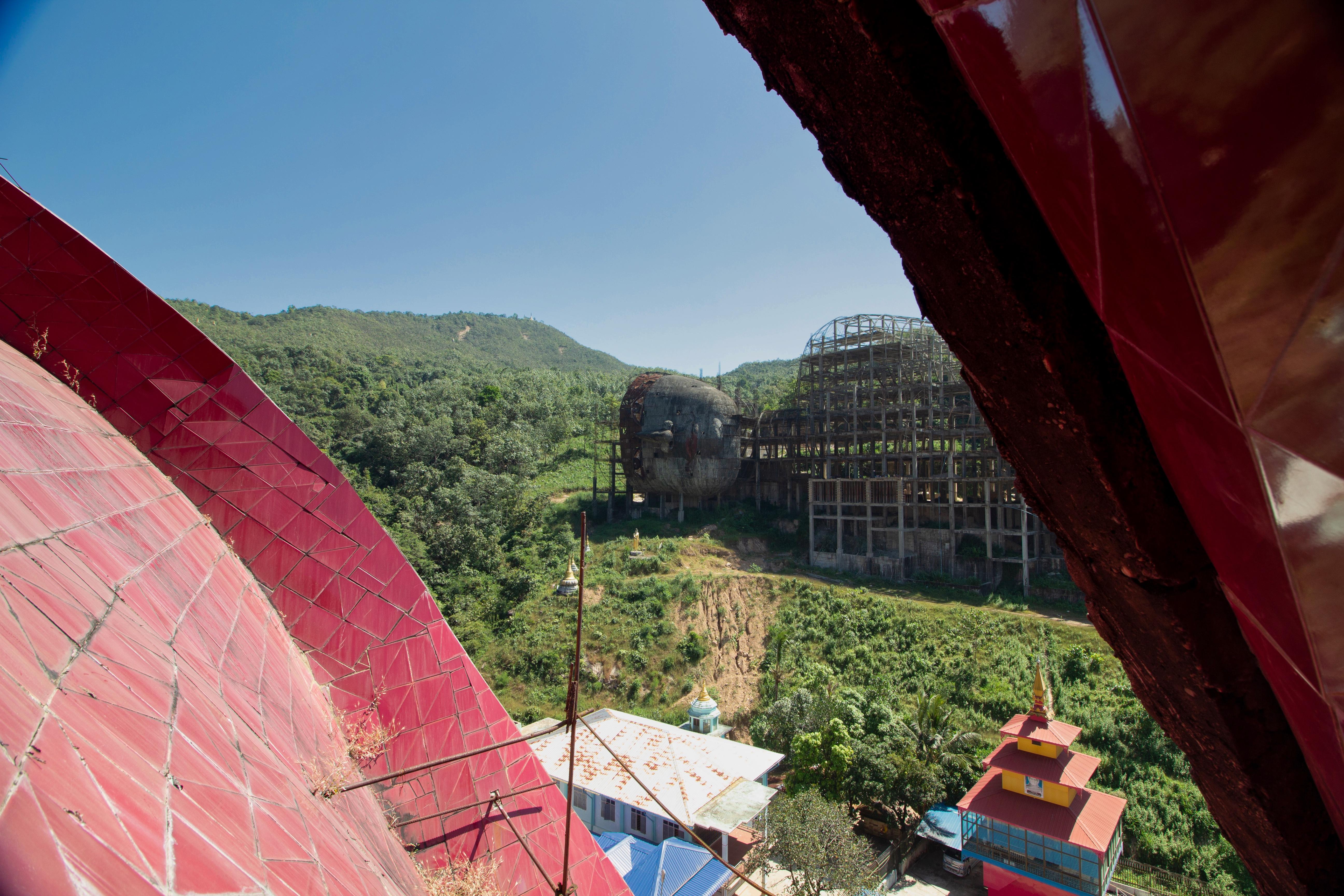 temple moulmein bouddhisme birmanie voyage
