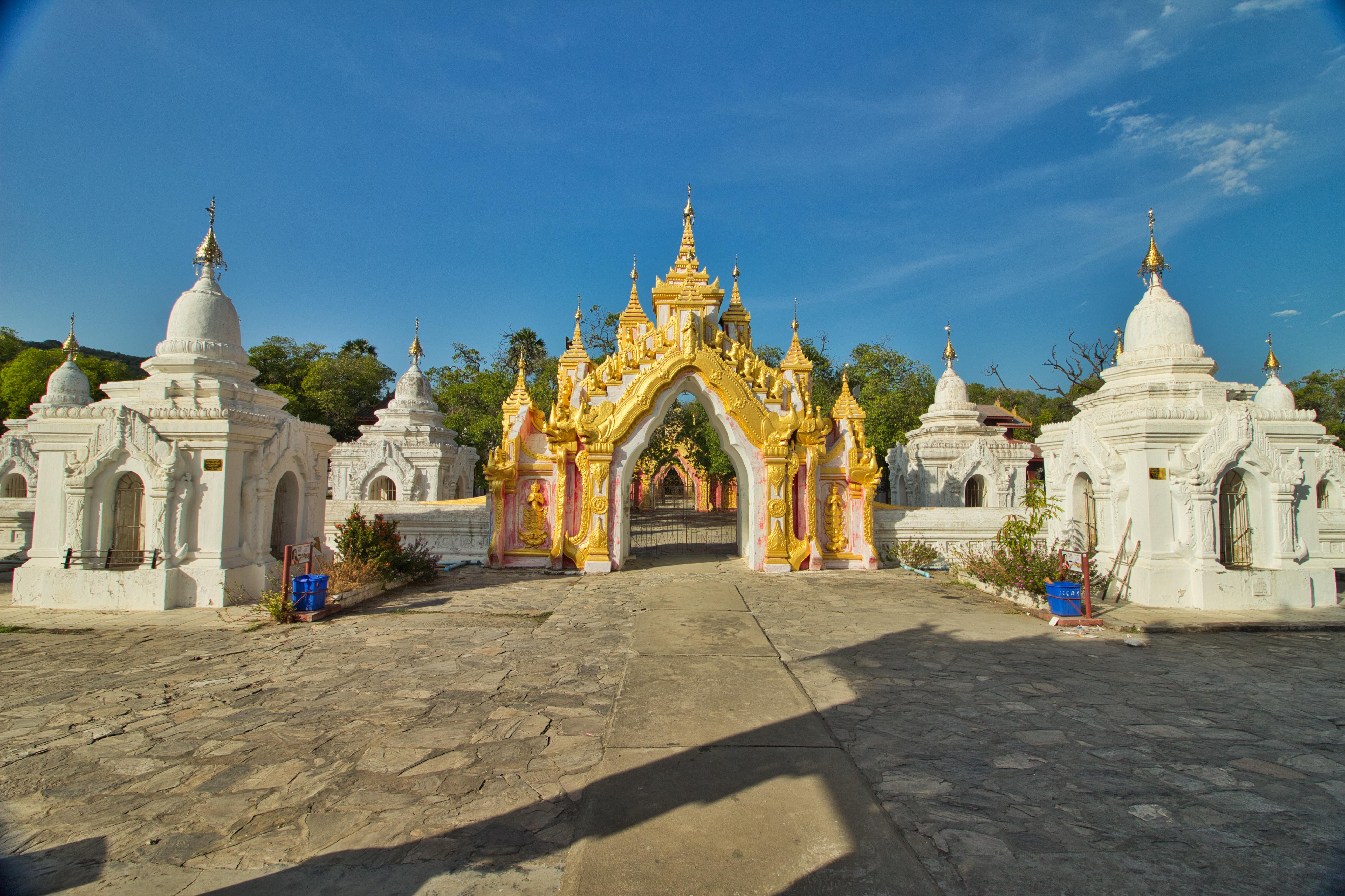Mandalay temple itinéraire birmanie