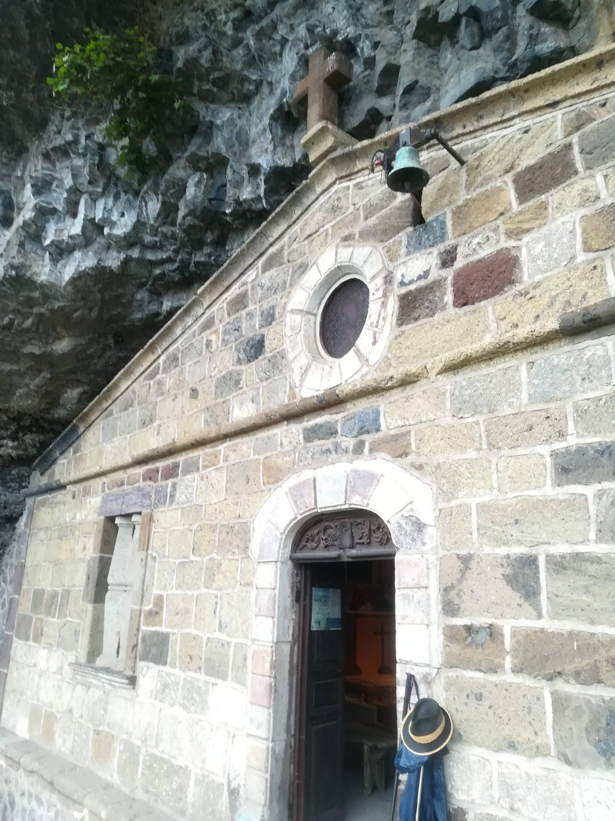 chapelle Sainte-Madeleine chemin saint jacques de compostelle